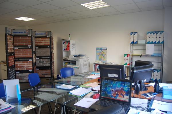 Plans et permis de construire vue interieure bureau - Construire bureau ...