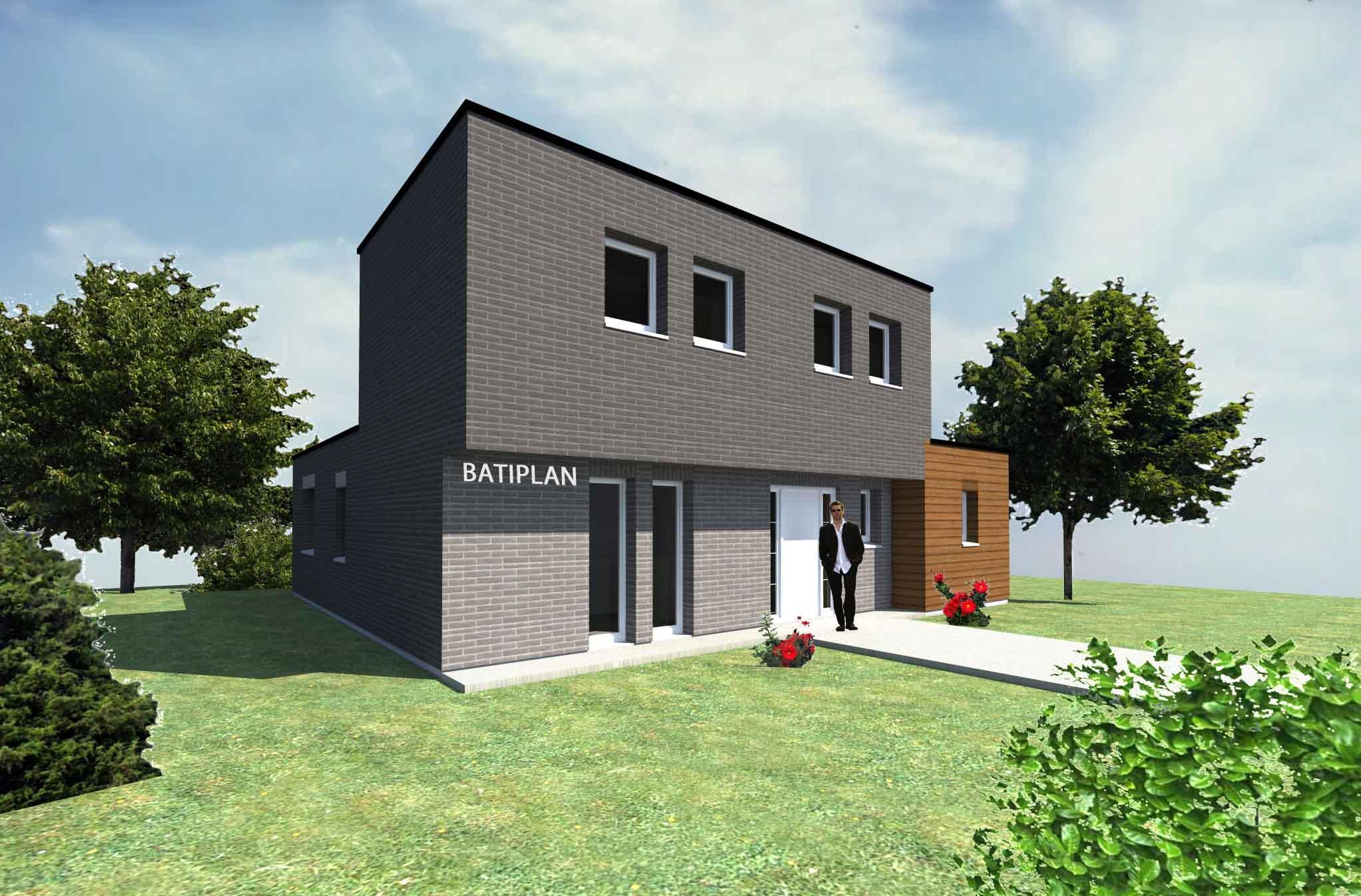 Mod le aurore for Simulation maison a construire