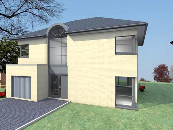 plans et permis de construire les plans de maisons. Black Bedroom Furniture Sets. Home Design Ideas