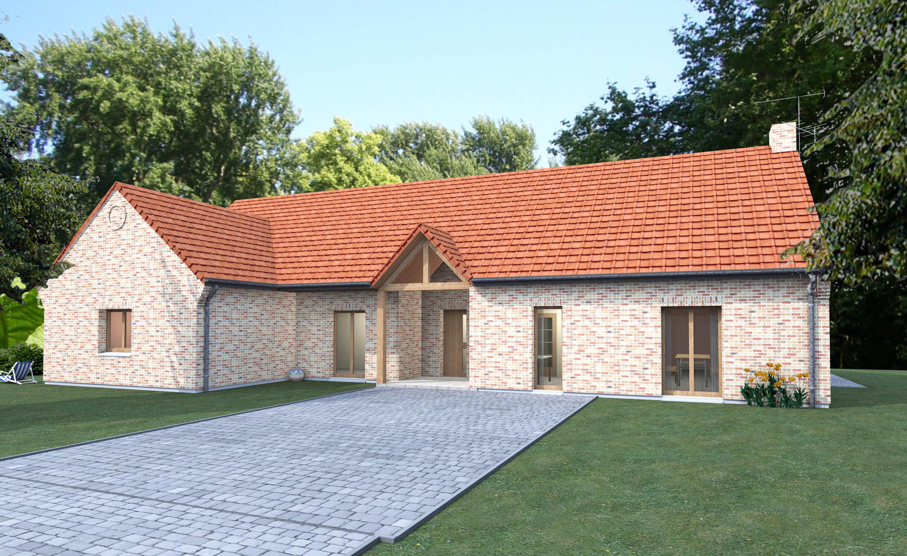 Modle de maison construire great modele de maison a for Modele de maison a construire